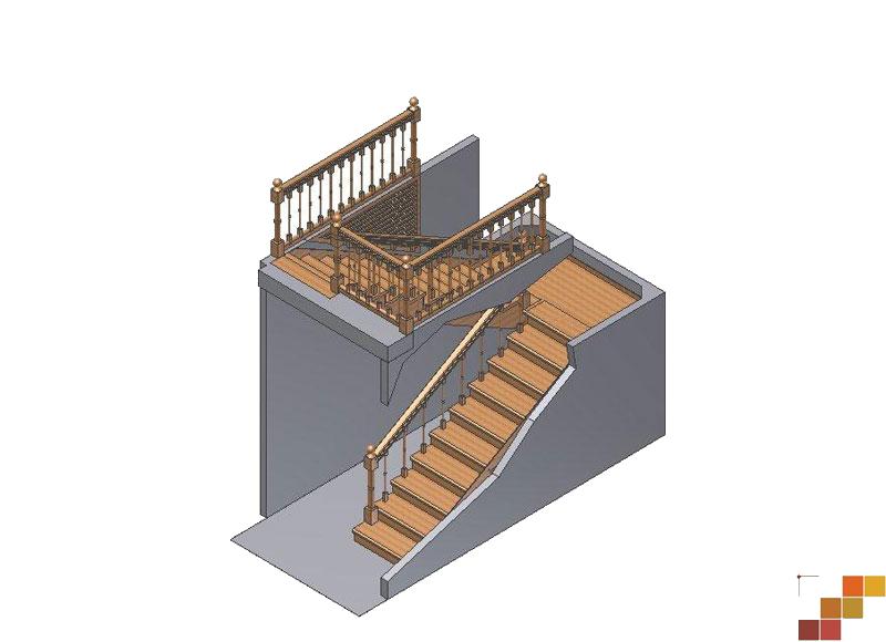 Деревянная лестница своими руками на 180 градусов фото 238
