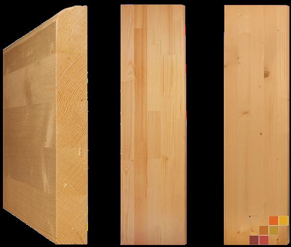 Мебельный щит сосна, толщина: 28 мм купить в Санкт